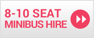 8-10 Seater Minibus Hire Warrington