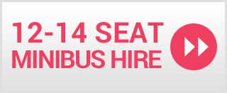 12 14 Seater Minibus Hire Warrington