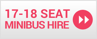 17 18 Seater Minibus Hire Warrington